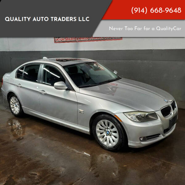 2009 BMW 3 Series for sale at Quality Auto Traders LLC in Mount Vernon NY