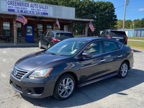 2013 Nissan Sentra for sale at Greenbrier Auto Sales in Greenbrier AR