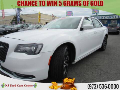 2019 Chrysler 300 for sale at New Jersey Used Cars Center in Irvington NJ