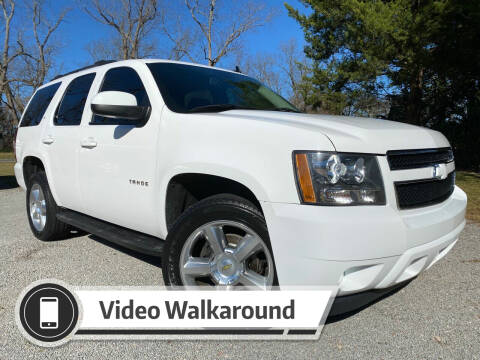 2013 Chevrolet Tahoe for sale at Byron Thomas Auto Sales, Inc. in Scotland Neck NC