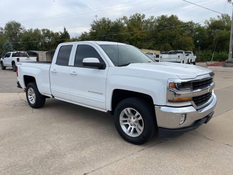 2019 Chevrolet Silverado 1500 LD for sale at Foust Fleet Leasing in Topeka KS