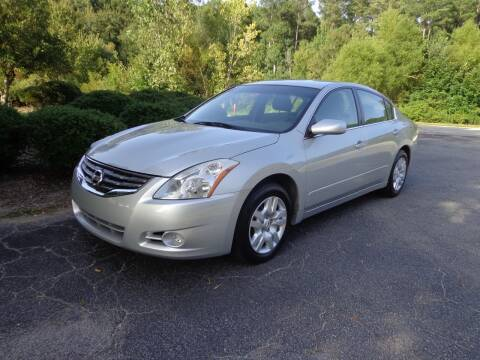 2011 Nissan Altima for sale at CAROLINA CLASSIC AUTOS in Fort Lawn SC