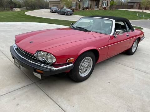 1989 Jaguar XJ-Series for sale at Euroasian Auto Inc in Wichita KS