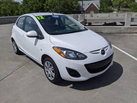 2012 Mazda MAZDA2 for sale at QC Motors in Fayetteville AR