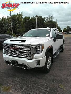 2021 GMC Sierra 3500HD for sale at Sharp Automotive in Watertown SD