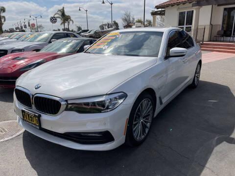 2018 BMW 5 Series for sale at Soledad Auto Sales in Soledad CA
