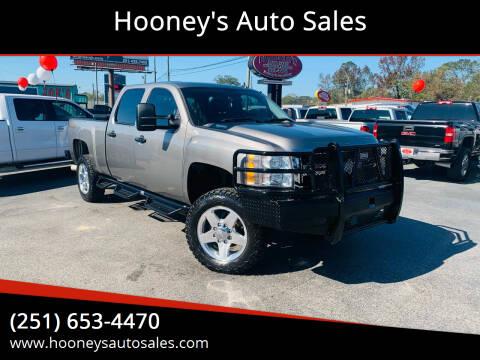 2014 Chevrolet Silverado 2500HD for sale at Hooney's Auto Sales in Theodore AL