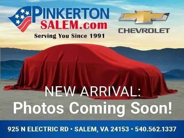 2021 Chevrolet Silverado 1500 for sale in Salem, VA