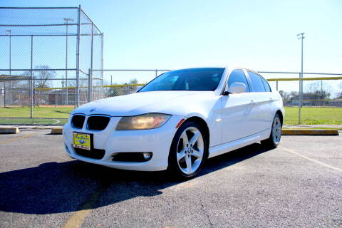 2010 BMW 3 Series for sale at MEGA MOTORS in South Houston TX