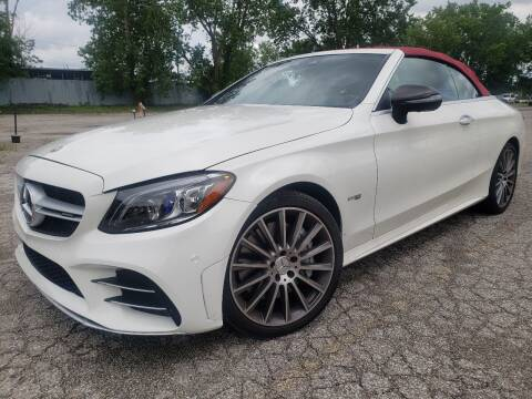 2019 Mercedes-Benz C-Class for sale at Flex Auto Sales in Cleveland OH