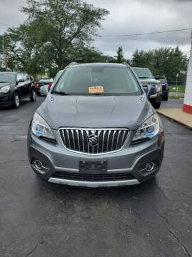 2013 Buick Encore for sale at Parkside Auto in Niagara Falls NY