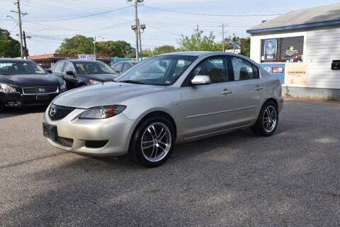 2005 Mazda MAZDA3 for sale at Wheel Deal Auto Sales LLC in Norfolk VA