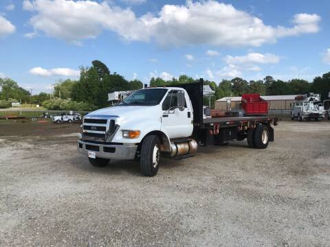 2011 Ford F-750 for sale at Ramsey Truck Sales LLC in Benton AR