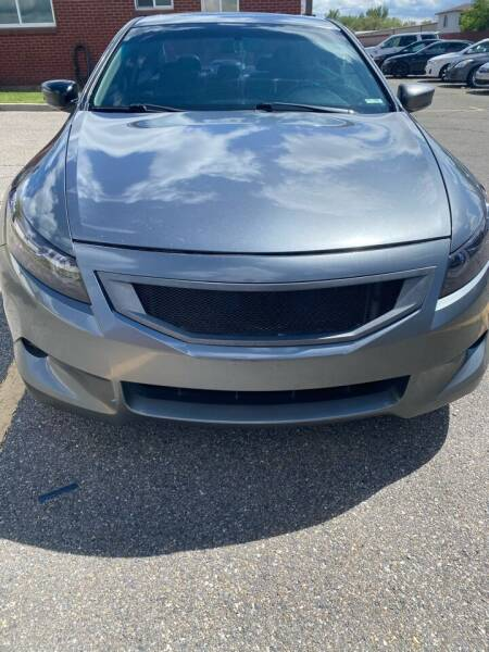 2010 Honda Accord for sale at The Car-Mart in Murray UT