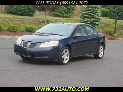 2008 Pontiac G6 for sale at Absolute Auto Solutions in Hamilton NJ