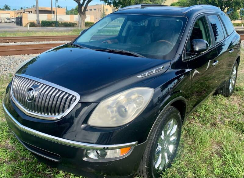2012 Buick Enclave for sale at Naber Auto Trading in Hollywood FL