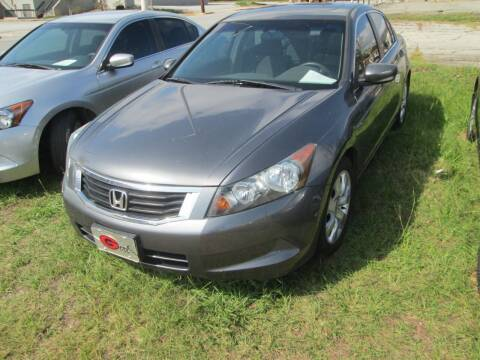 2008 Honda Accord for sale at Downtown Motors in Macon GA