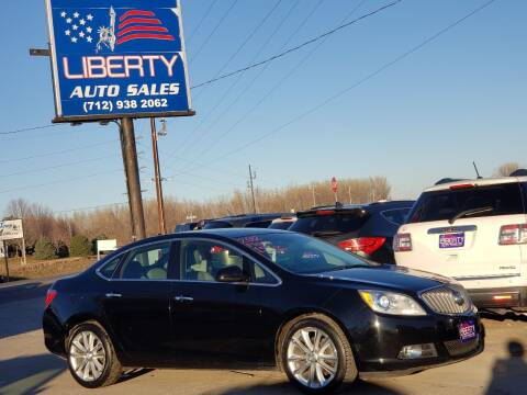 2012 Buick Verano for sale at Liberty Auto Sales in Merrill IA