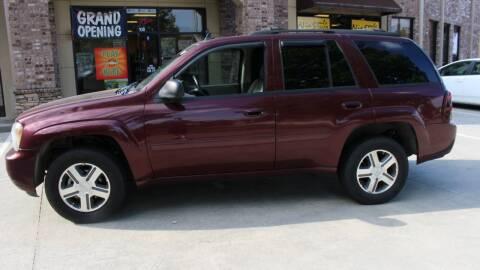 2007 Chevrolet TrailBlazer for sale at NORCROSS MOTORSPORTS in Norcross GA