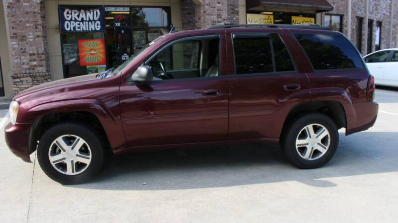 2007 Chevrolet TrailBlazer for sale in Norcross, GA