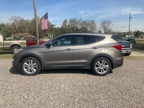 2014 Hyundai Santa Fe Sport for sale at Joye & Company INC, in Augusta GA