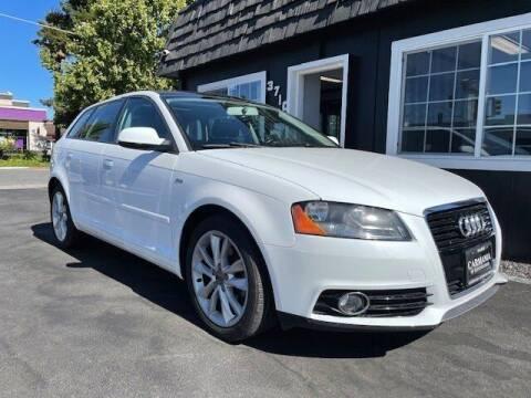 2012 Audi A3 for sale at Carmania of Stevens Creek in San Jose CA