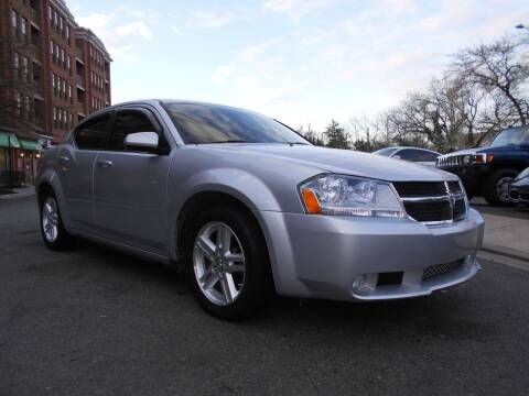 2009 Dodge Avenger for sale at H & R Auto in Arlington VA