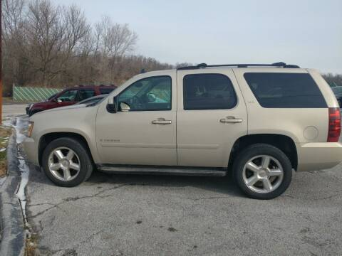 2007 Chevrolet Tahoe for sale at Miller's Autos Sales and Service Inc. in Dillsburg PA