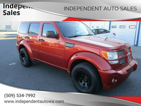 2007 Dodge Nitro for sale at Independent Auto Sales in Spokane Valley WA