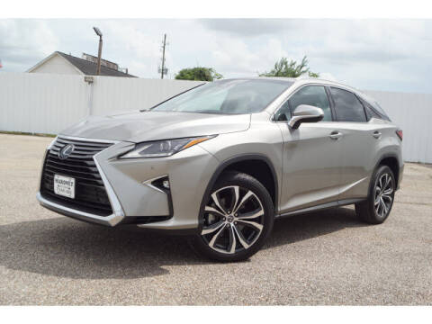 2018 Lexus RX 350 for sale at Maroney Auto Sales in Humble TX