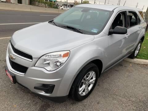 2014 Chevrolet Equinox for sale at STATE AUTO SALES in Lodi NJ