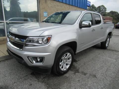 2017 Chevrolet Colorado for sale at 1st Choice Autos in Smyrna GA
