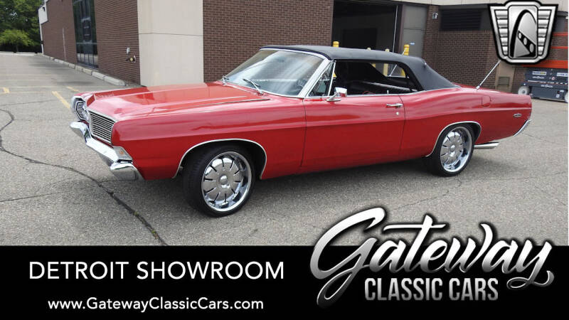 1968 Ford Galaxie for sale in Dearborn, MI