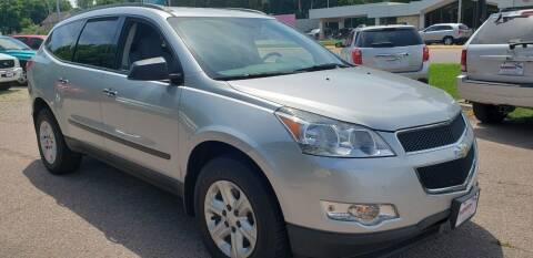2011 Chevrolet Traverse for sale at Gordon Auto Sales LLC in Sioux City IA