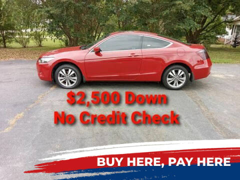 2010 Honda Accord for sale at BP Auto Finders in Durham NC