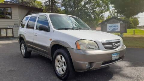 2004 Mazda Tribute for sale at Shores Auto in Lakeland Shores MN
