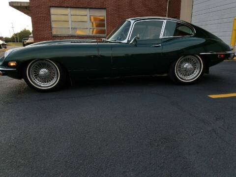 1969 Jaguar E-Type for sale at NJ Enterprises in Indianapolis IN