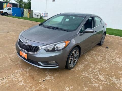 2015 Kia Forte for sale at TKP Auto Sales in Eastlake OH
