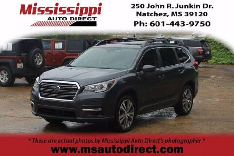 2020 Subaru Ascent for sale at Auto Group South - Mississippi Auto Direct in Natchez MS
