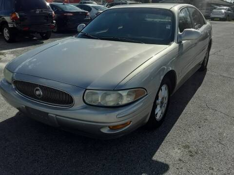 2005 Buick LeSabre for sale at GOLDEN GATE AUTOMOTIVE,LLC in Zephyrhills FL