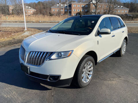 2013 Lincoln MKX for sale at Turnpike Automotive in North Andover MA