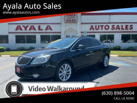 2015 Buick Verano for sale at Ayala Auto Sales in Aurora IL