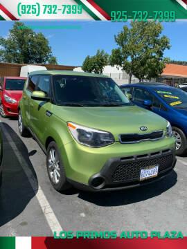 2014 Kia Soul for sale at Los Primos Auto Plaza in Antioch CA