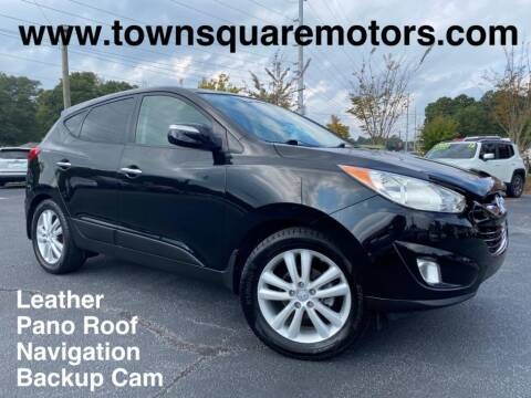2011 Hyundai Tucson for sale at Town Square Motors in Lawrenceville GA