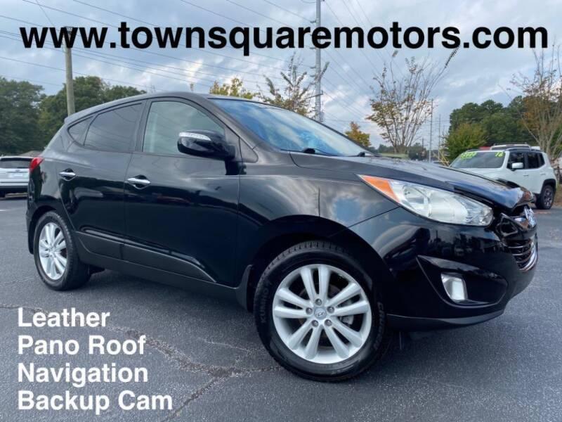 2011 Hyundai Tucson for sale at Town Square Motors in Lawrenceville GA