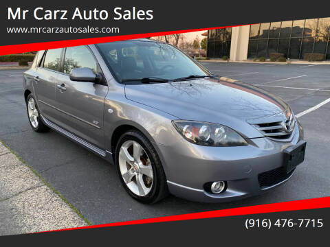 2005 Mazda MAZDA3 for sale at Mr Carz Auto Sales in Sacramento CA