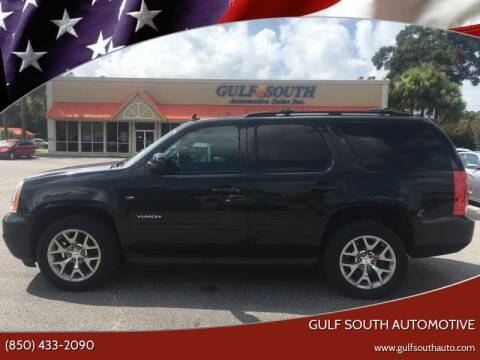 2011 GMC Yukon for sale at Gulf South Automotive in Pensacola FL
