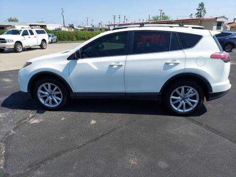 2016 Toyota RAV4 for sale at Century Auto Sales in Apache Junction AZ