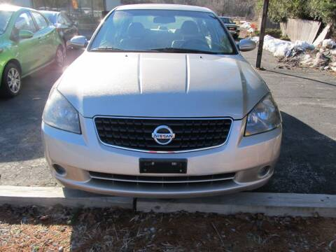 2006 Nissan Altima for sale at Mid - Way Auto Sales INC in Montgomery NY