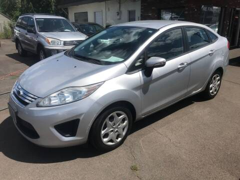 2013 Ford Fiesta for sale at Chuck Wise Motors in Portland OR